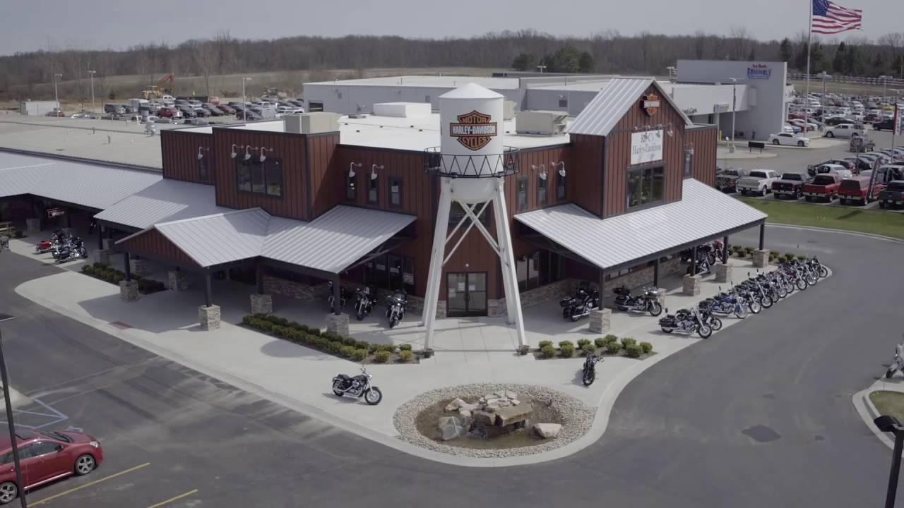 Harley Davidson Michigan >> New Location For Ray C S Harley Davidson Of Lapeer Mi Youtube