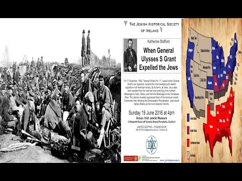 When Ulysses S Grant expelled Jews during American Civil War.