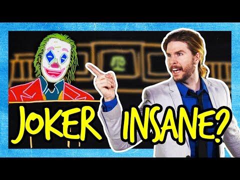 Is The Joker Legally Insane?