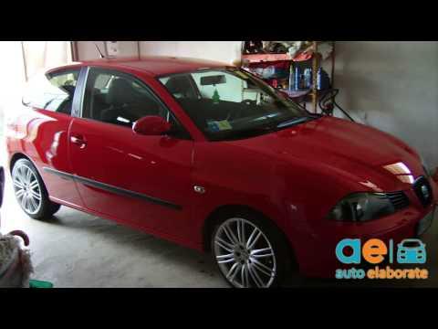 Ibiza IV Seat Ibiza 1.4 75 CV Tuning