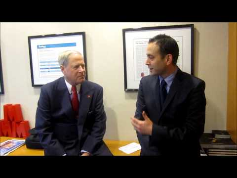 Vernon Hill - Chairman and Founder of Metro Bank talks development finance with Regentsmead TV