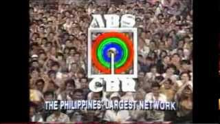 ABS-CBN Channel 2 - Station ID Timeline (1986-present)