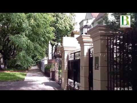 Barrio de Belgrano R. Secreta Buenos Aires. City tour #2 Caminando por Av Melian y Echeverria. (HD)