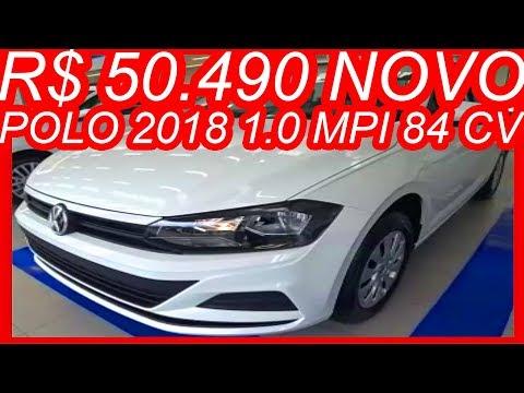 #SHOWROOM R$ 50.490 Novo #Volkswagen #Polo 2018 MT5 1.0 MPI 84 cv #VolkswagenPolo #VW #VWPolo