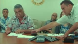 Hawaii County Council re War Crime Perpetration on Hawaiian Kingdom (9-05-18)...