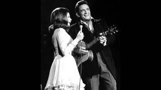 Johnny Cash & June Carter - Cause i love you