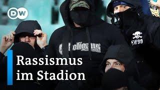 Bulgarien gegen England: Hitlergruß und rassistische Parolen im Stadion | DW Deutsch
