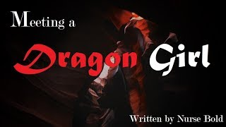Meeting a Dragon Girl ASMR Roleplay -- (Female x Listener) (Gender Neutral)