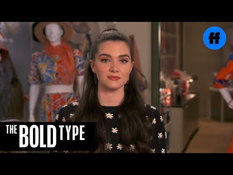 The Bold Type  National Best Friends Day: Katie Stevens & Sam Page  Freeform