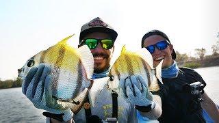 On pêche des poissons INCROYABLES en Afrique !