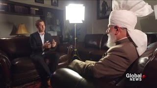 Focus Ontario: A one-on-one conversation with the Caliph of Ahmadiyya Muslims