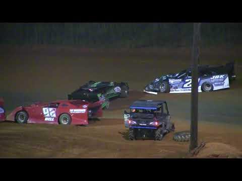 Late Models Southern Raceway 9 30 17