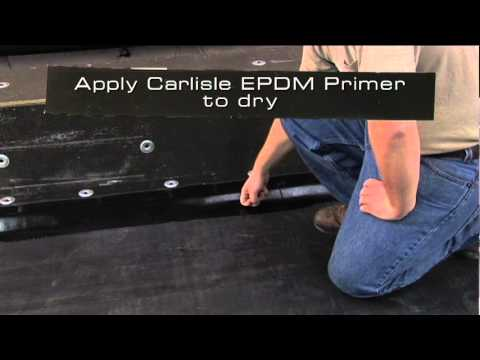 Pressure Sensitive Epdm Russ Detail Ps 12 C Youtube