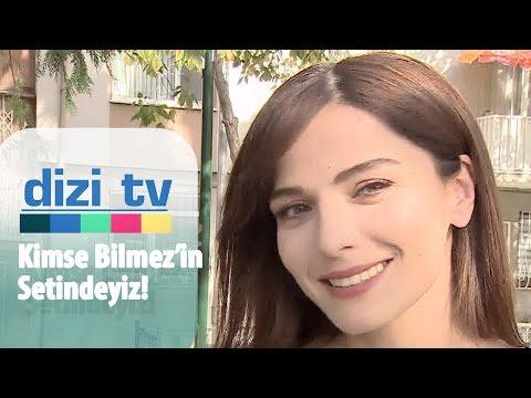 Kimse Bilmez'in Setinden çok özel Röportajlar! - Dizi Tv 659. Bölüm