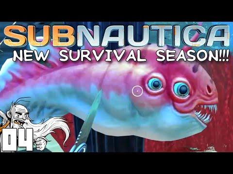 """""""AURORA CRASH EXPLORING!!!"""" Subnautica Ep 04 1080p HD PC Gameplay Walkthrough"""