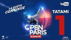 [TATAMI 1] Open Paris Karate 2020 - Vendredi 24 janvier