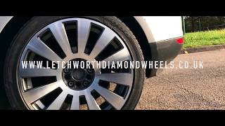 Letchworth Diamond Wheels - 2017 - Alloy Wheel Refurbishment process