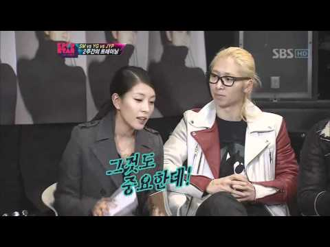 KPOPSTAR Ep9. SM First Training
