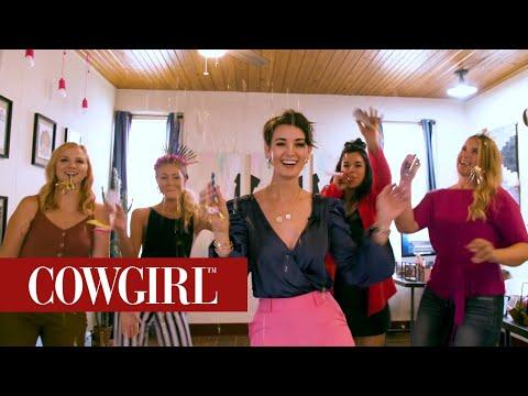 COWGIRL Empowered Denim & Velvet | COWGIRL