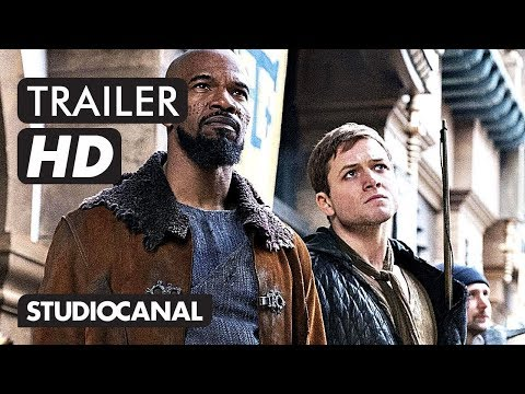 ROBIN HOOD Teaser Trailer Deutsch | Ab 10. Januar 2019 im Kino!