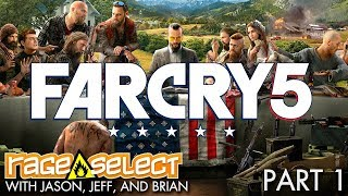 Far Cry 5 - The Dojo (Let's Play) - Part 1 with Jason AND Brian!!!