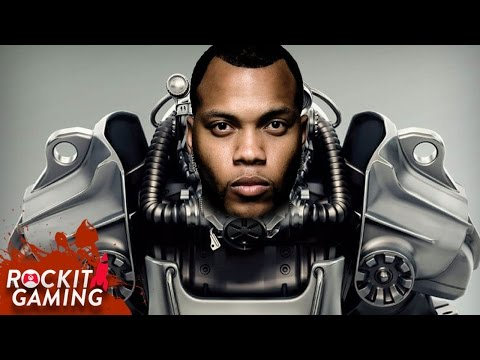 Flo Rida My House Song Fallout Parody | Welcome To Fallout | Rockit Gaming