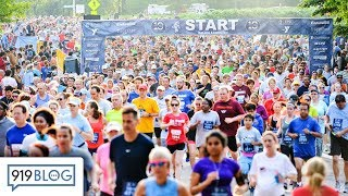5 Best Annual Races in Chapel Hill & Orange County, NC Area