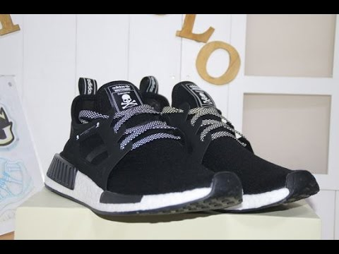 new arrival 18f29 808db Authentic Mastermind Japan X Adidas NMD XR1 Review from www.kicksolo.cn