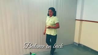 Balancing & motor skills  physical activity