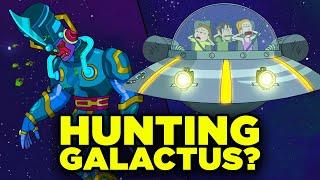 Rick and Morty 5x05 REACTION: Galactus Death & Car Secrets!   Ricksplained