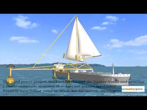 Tankerproa the sail powered solution to your transoceanic commute