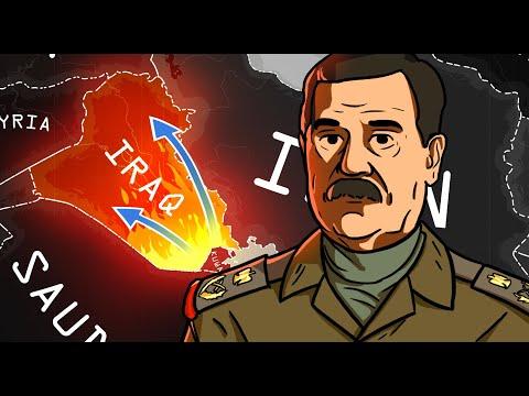 2003 Invasion of Iraq (1/2) | Animated History