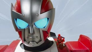 Power Rangers Ninja Steel Episode 2 in Hindi - First Zord Fight|Forged in Steel