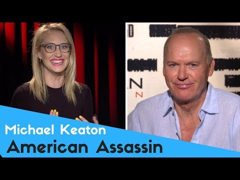 Michael Keaton is a PSYCHO!