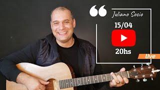 Por quem tu és | Convite para Live Pr. Juliano Socio - Quarta 15/04 às 20hs