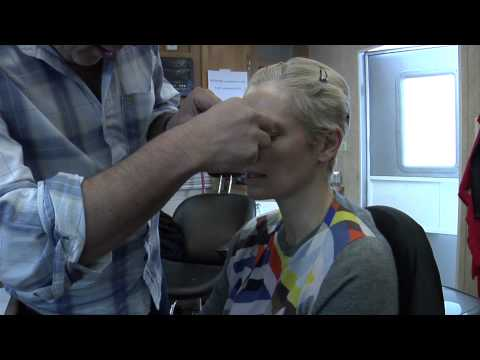 SNOWPIERCER - Tilda Swinton & The Making of Minister Mason