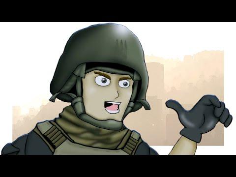 Battlefield Friends Jeep Stuff - BF4 Funny Moments