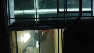 Роботы-пауки ищейки ... отрывок из фильма (Особое мнение/Minority Report)2002