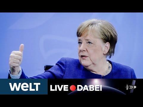 CORONA-KRISE: Wie Kanzlerin Merkel die Globalisierung retten will
