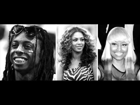 Beyonce feat Nicki Minaj & Lil Wayne - Sweet Dreams