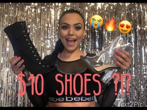 $10 Shoes?! Episode 2 Amiclubwear