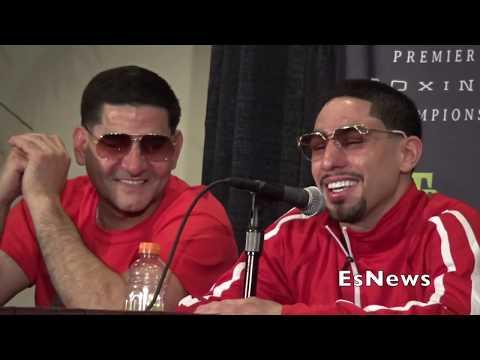 Must See - Danny Garcia vs Brandon Rios Full Post Fight Press Conference