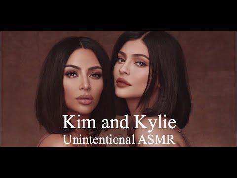 Kim & Kylie Unintentional ASMR