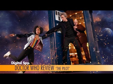The Doctor Who Review: S10E01 'The Pilot'