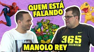 Baixar O DIA QUE O WILL SMITH CANTOU RAP NO MEU CANAL ft. Manolo Rey, Sonic e Agumon