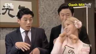 snl korea vietsub aoa thỏ bang 3 3