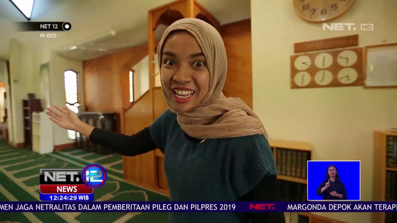 Muslim Selandia Baru Image: Masjid Al Noor Tempat Komunitas Muslim Canterbury Di