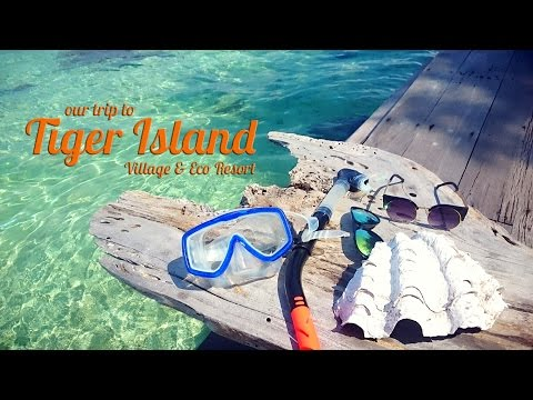 Trip to Tiger Island village and eco resort - Kep Seribu indonesia