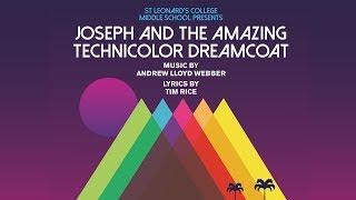 St Leonard&#39s College Hart Theatre Company - Joseph and the Amazing Technicolour Dreamcoat
