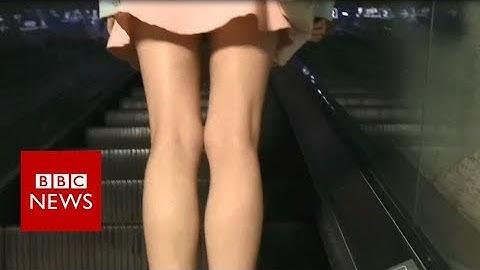 South Korea police campaign against hidden camera pornography  - BBC News